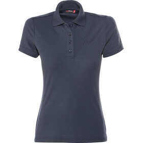 Maier Sports Ulrike Polo Shirt Damen aviator